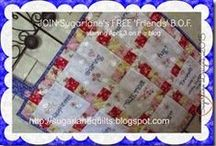Sugarlane Designs by WB / Quilts, stitcheries, and things handmade / by Sugarlane Designs