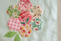 Hexies / by Sugarlane Designs