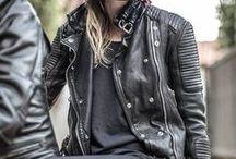 Leather Lovin' / by MadisonLosAngeles.com