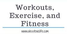 Workouts, Exercise and Fitness / ~Workouts and related tips to help you burn more fat and stay lean. Yogo, HIIT, Intervals, Running, Walking, Arm Workouts, 30 Day Challenge Arm Workouts, Batman Workout, Quick Workouts, Video Workouts, Free Workouts, Wieght Loss Workouts~