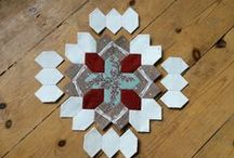 Paper piecing / by Sugarlane Designs