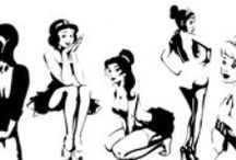 Pin Up Princesses <3