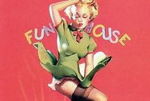 The one, the only, Gil Elvgren.