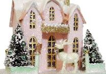 Crafty Schtuff-Glitter Houses / All types of glitter houses, tutorials and accessories. Puts style houses
