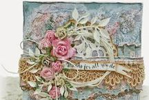 Cards, Cards, Cards...Handmade Treasures~ / Beautiful handmade cards from paper artists around the world~