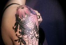 tattoo / tattoo / by Carolina Yuka