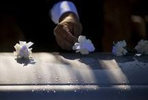 Saying Goodbye-Funeral Ideas