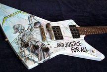Guitars / #Guitar #Bass #CustomShop #Guitars #Unique