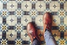 chão chão chão chã-chã-chão / by Carolina Yuka