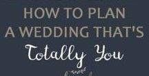 Weddings / Style, fashion and wedding trends