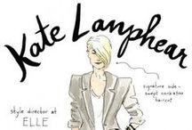 Style File: Kate Lanphear / by Carolina Yuka