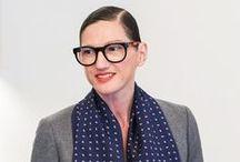 Style File: Jenna Lyons / by Carolina Yuka