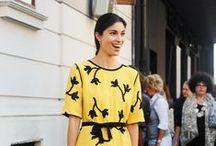 Style File: Caroline Issa / by Carolina Yuka