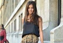 Style File: Barbara Martelo / by Carolina Yuka