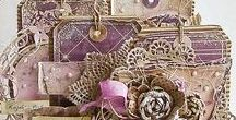 Beautiful Bookmarks and Tags / A place to feast your eyes on pretty bookmarks and tags~