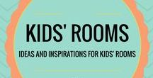 Kids' Rooms / Inspiration for kids' rooms