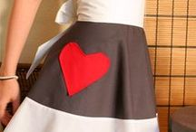 Apron-Love / by Sugarlane Designs