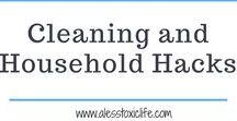 Cleaning & Household Hacks / ~Cleaning hacks, household hacks, ways to save money, budgeting, favorite kitchen products, DYI kitchen cleaners, non-toxic cleaning, toxic free cleaning products, DYI bathroom cleaners. Anything that makes life a little easier! ~