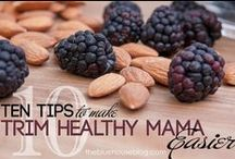 Trim Healthy Mama / ~Recipes, blog posts and information related to THM ~
