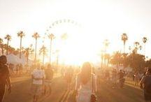 FESTIVAL VIBES / Good times, good music, good memories. / by MadisonLosAngeles.com