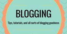 Blogging / Tips, tutorials and all sorts of blogging goodness.