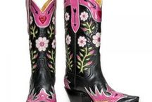 These Boots Are Made For Walking / Boots I like- of every fashion-trendy and not so trendy.