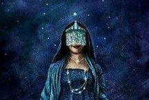 Goddess / The Goddess in all her guises