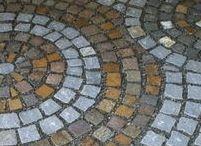 Naturstein Plattenbeläge - Natursteinart / Natural stone covering/slab - Type of stone