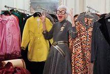 Iris! / Iris Apfel, fashion icon!
