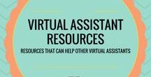 Virtual Assistant Resources / Helpful virtual assistant resources.