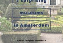 Places to explore in Amsterdam / Interesting tips we give our guests to explore while visiting Amsterdam.
