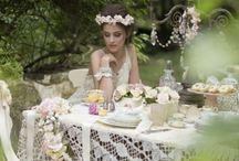 Miss Rose Sister Violet designs / Designers and creators of whimsical romantic clothing , giftware and velvet blooms