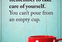 Self-Care / Taking the time to take care of ourselves is one of the most important things that we need to do. If you need a reason then the fact of the matter is that if you do not care for yourself you are not going to be capable of doing or caring for anyone else.