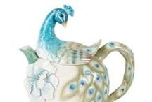 Coffee or Tea / Coffee recipes, teas from around the world, glassware, cups, coffee or tea related gifts ... you know, just Coffee or TEA / by Angela Fuller
