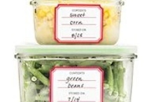 Meal Planning / OAMC / Freezer Eating / I'm am always tweaking my meal planning and freezer storage.  One day I'll get there.