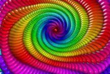 Washed Prismatic / Love the vivid n vibrant hues, n the hues of life!!! / by Anindita Dasgupta