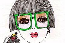 Fashion Blogs / by Ms. RAD