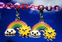 Over the Rainbow / by CHARM IT!
