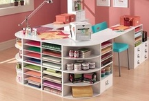 Craft room / by Angela Martin