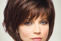 hair styles / by Debbie Hollingsworth