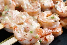 Skinny Seafood / Seafood recipes, made with fewer calories