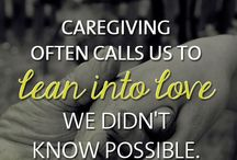 CAREGIVER'S UNITE! / by Kelly Kanzler
