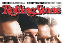 On the cover of rolling stone