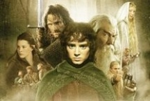 Lord Of The Rings / One of my favorite trilogy's ever! / by Rachel Killian