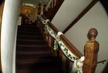 stair case dressing