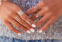 C&C Trend: Ring Stacks / by Charm & Chain Jewelry