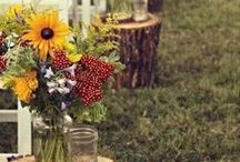 Rustic/Woodland Wedding Ideas / A selection of beautiful Woodland wedding ideas to incorporate into your wedding day. Inspiration from all over the world!