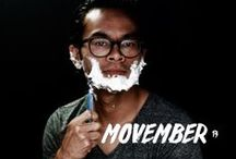 Movember  / http://nl.movember.com/mospace/8156709