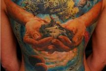 Crazy Ink / Tattoo photos, news, products and everything ink related.