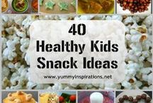 Healthy kid food / by Makenzie Carter Hawk